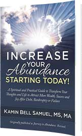 Increase Your Abundance by Kamin Samuel