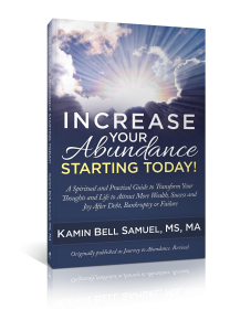 Increase Your Abundance Book