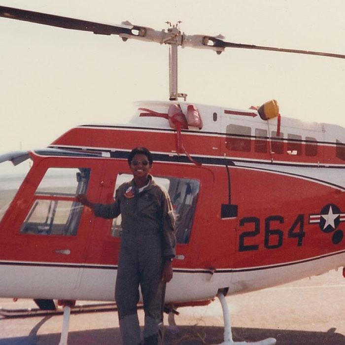 Kamin Samuel, Military Speaker
